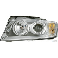 Headlight left front AUDI A8 2005 onwards Xenon hella Headlights and Lights