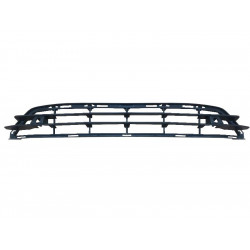Grid front bumper with...