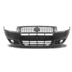 Front bumper with fog hole...