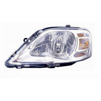 Headlight left front Dacia...