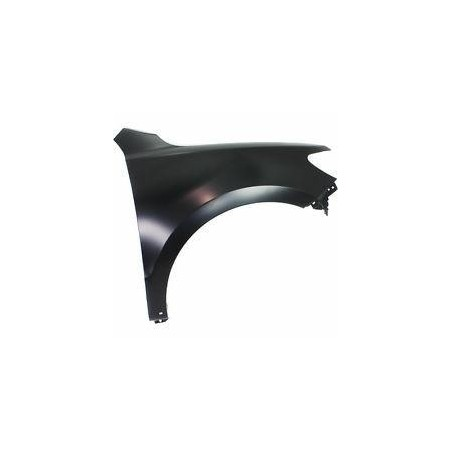Right front fender hyundai santafe 2010 to 2012 Aftermarket Plates