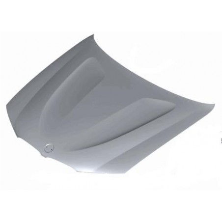 Bonnet hood front BMW X3 F25 from 2010 onwards BMW X4 F26 from 2014 onwards Aftermarket Plates