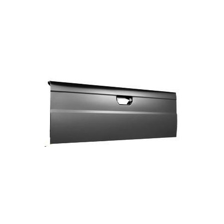 Tailgate rear hood for Nissan king cab navara 1997 to 2001 Aftermarket Plates