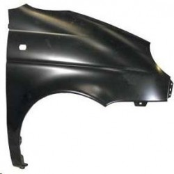 Right front fender...