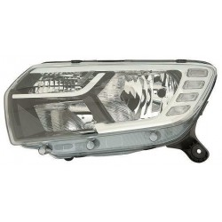Left headlight 2H7 led with...