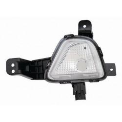 Lamp left headlight with...