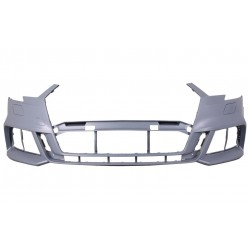 Front bumper primer with...