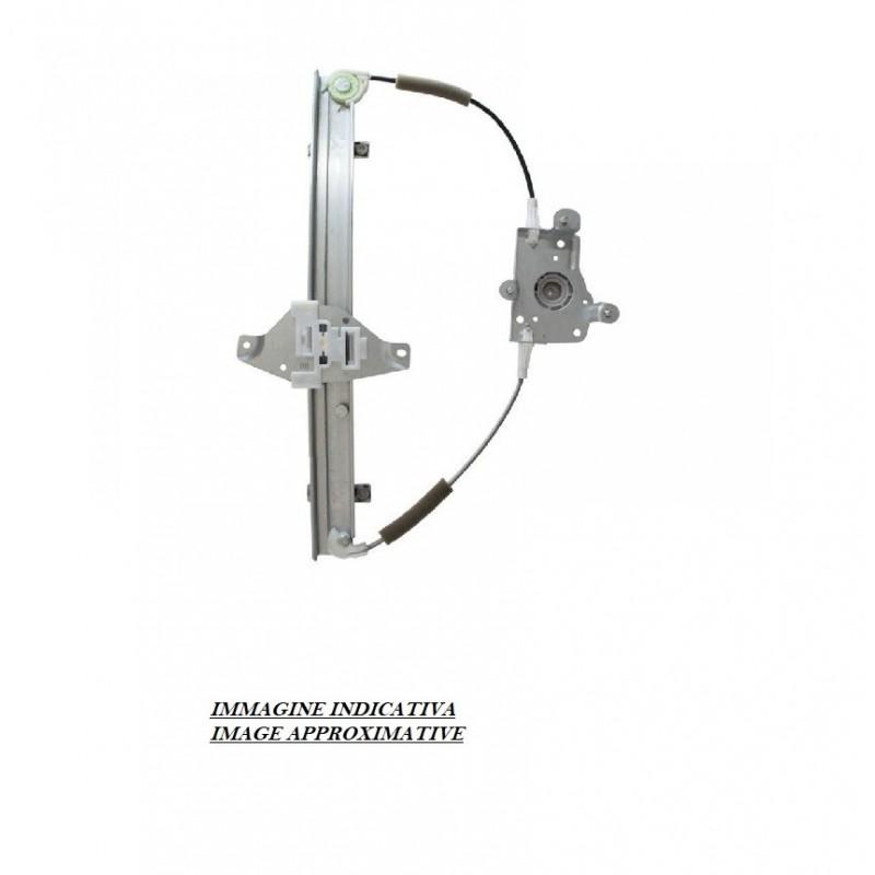 Window winder mechanism front left for expert jumpy shield 2007- antip 2p Aftermarket Window winder