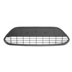 The central GRILLE BUMPER...