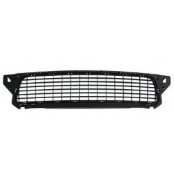 Central grille front bumper...