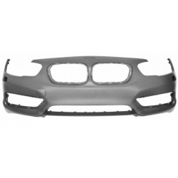 Front bumper with headlight...