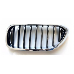 Left grille chrome-plated...