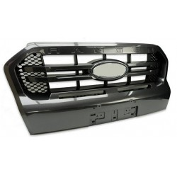 Grille screen chrome front...