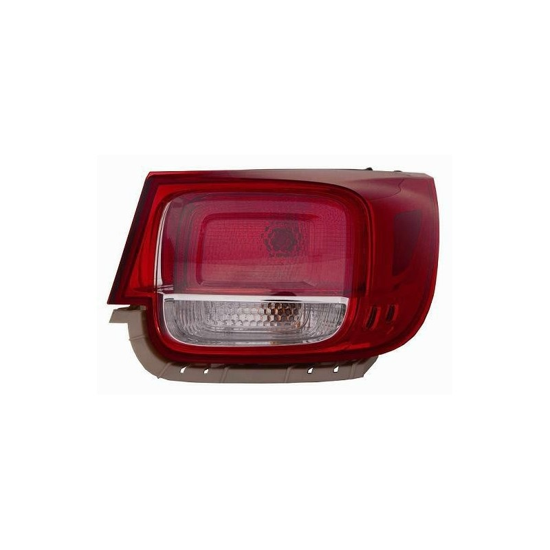 Tail light rear left chevrolet malibu...