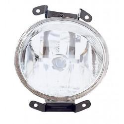 Fog lights left headlight...