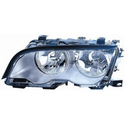 Left headlight for BMW 3...