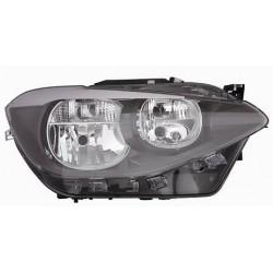 Headlight left front bmw 1...