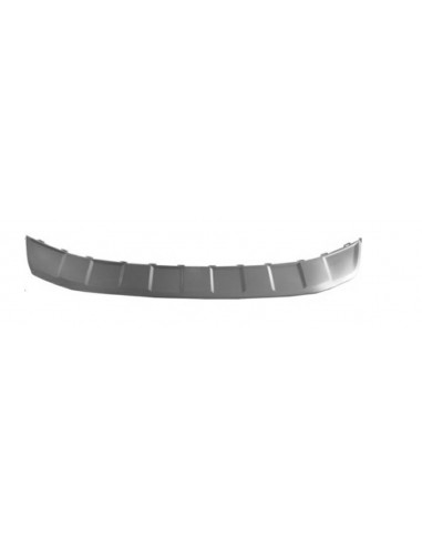Gray lower front bumper molding for...