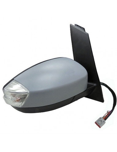 Left rearview mirror electric primer...