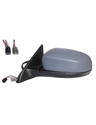 Left rear-view electric thermal for...