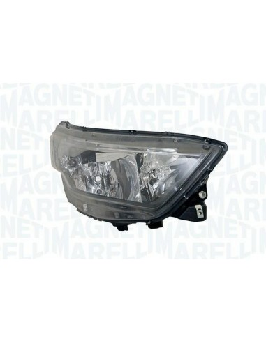 Left headlight h7-h1 for iveco daily...