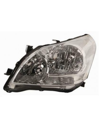 Left headlight h11-hb3 for toyota...