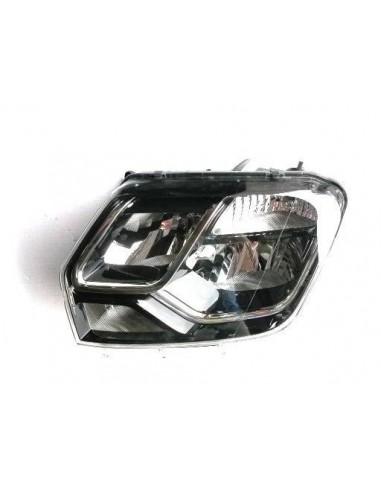 Left headlight h7-h1 for dacia duster...