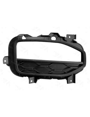Right front bumper grill with drl for...