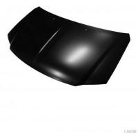 Bonnet hood front Dodge Caravan 2008 to aluminum Lucana Plates and Frameworks