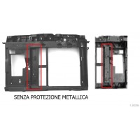 Front frame 207 2006- 208 2012- C3 2009- 2008 2013 diesel- Lucana Plates and Frameworks