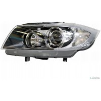 Headlight right front bmw 3 series E90 E91 2005 to 2008 Bi Xenon marelli Headlights and Lights