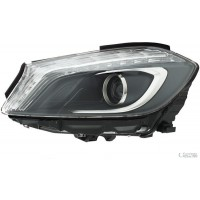 Headlight right front headlight for Mercedes class a W176 2012 onwards Xenon hella Headlights and Lights