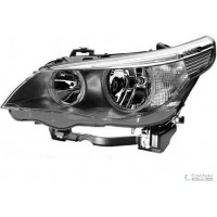 Headlight right front bmw 5 series E60 E61 2003 to 2007 h7 Hella hella Headlights and Lights