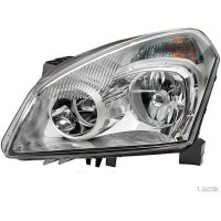 Headlight right front headlight for Nissan Qashqai 2007 to 2009 xenon hella Headlights and Lights