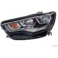 Headlight right front AUDI A6 2011 onwards hella Headlights and Lights