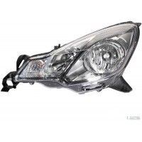 Headlight Headlamp Right Front Citroen DS3 2010 onwards hella Headlights and Lights