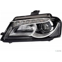 Headlight right front AUDI A3 2008 onwards led Xenon hella Headlights and Lights