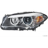 Headlight right front bmw 5 series F10 F11 2010 onwards hella Headlights and Lights