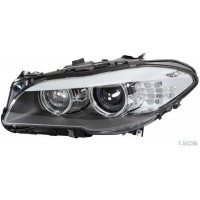 Headlight right front bmw 5 series F10 F11 2010 onwards led Xenon hella Headlights and Lights