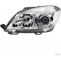 Headlight Headlamp Right front Skoda Fabia roomster 2010 onwards H7 hella Headlights and Lights