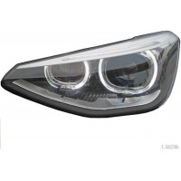 Headlight right front bmw 1 series f20 2011 onwards led Xenon hella Headlights and Lights