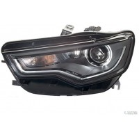 Headlight right front AUDI A6 2011 onwards led xenon din hella Headlights and Lights