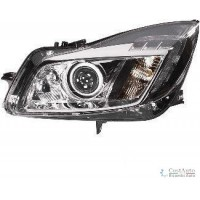 Headlight right front headlight for Opel Insignia 2009 to 2013 AFS Bi-xenon hella Headlights and Lights