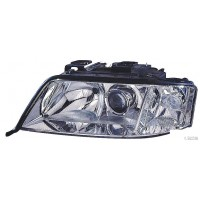 Headlight right front AUDI A6 1999 to 2000 xenon Lucana