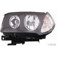 Headlight right front bmx x3 E83 2004 to 2006 h7 white Lucana Headlights and Lights