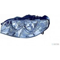 Headlight right front Fiat Punto 2003 to 2005 Lucana Headlights and Lights