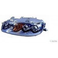 Headlight right front headlight for Fiat Punto 1999 to 2001 without fog lights Lucana Headlights and Lights
