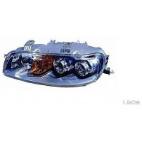 Headlight right front headlight for Fiat Punto 2001 to 2003 without fog lights Lucana Headlights and Lights