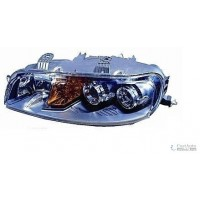 Headlight right front headlight for Fiat Punto 1999 to 2001 with fog lights Lucana Headlights and Lights