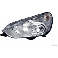 Headlight right front Ford galaxy s-max 2006 onwards Lucana Headlights and Lights